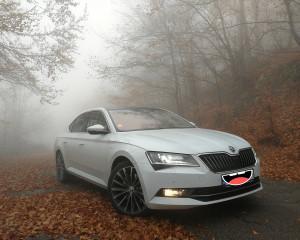 Škoda - Superb - Laurin & Klement | 14 Nov 2018