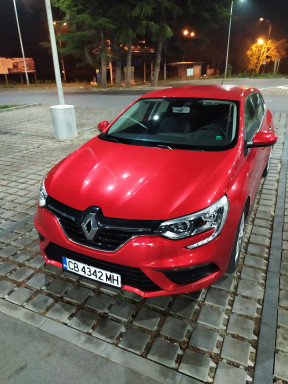 Renault - Megane - IV | 16.11.2019 г.