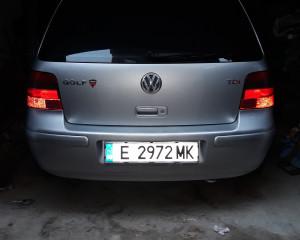 Volkswagen - Golf - 4 | 13.09.2021 г.