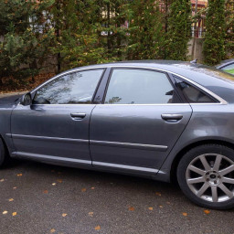 Audi - A8 | Nov 1, 2019