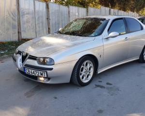 Alfa Romeo - Alfa 156 - 2.5 V6 | 8 nov. 2019
