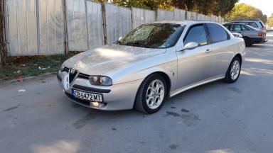 Alfa Romeo - Alfa 156 - 2.5 V6 | Nov 8, 2019