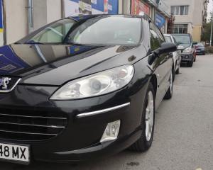 Peugeot - 407 - SW   18 Nov 2020