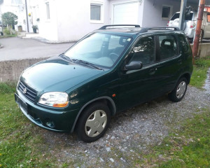 Suzuki - Ignis | 6 Apr 2020