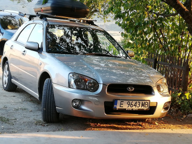 Subaru - Impreza   Oct 8, 2019