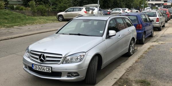 Mercedes-Benz C-Klasse Avangarde