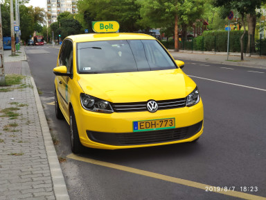 Volkswagen - Touran | 19 sep. 2019