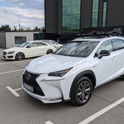 Lexus - NX - 200t | 27.04.2021 г.