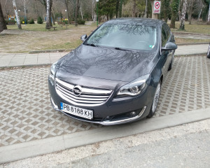 Opel - Insignia - 2.0 CDTI 163 hp automatic transimission | 16 Jun 2019