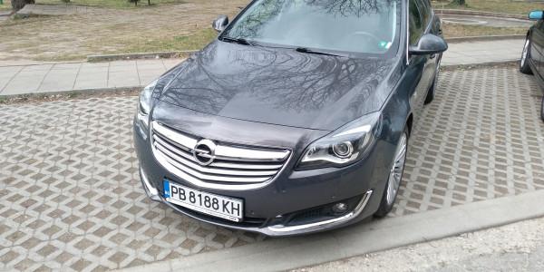 Opel Insignia 2.0 CDTI 163 hp automatic transimission
