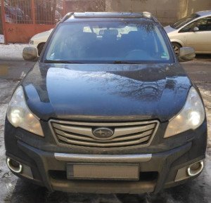Subaru - OUTBACK - 2.5i | Jan 16, 2019