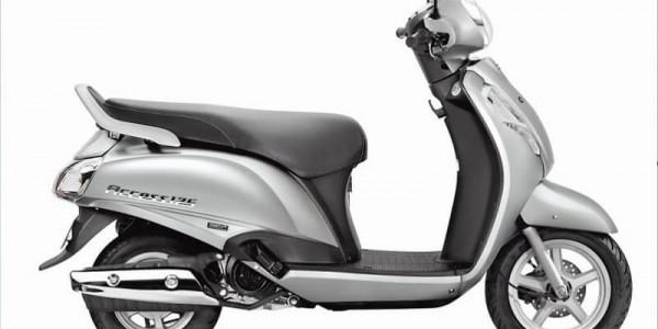 Suzuki 125 Access125 BS-IV