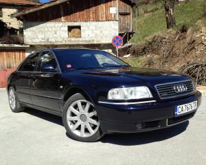 Audi - A8 - D2 | 17 Jul 2019