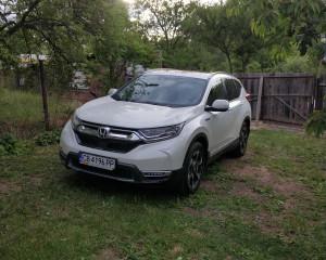 Honda - CR-V - hybrid | 15 jun. 2020