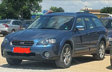 Subaru - OUTBACK - H6 | Jun 25, 2020