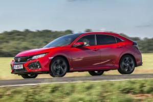 Honda - Civic - Sedan SR | 19 Mar 2019