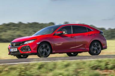 Honda - Civic - Sedan SR | 19.03.2019 г.