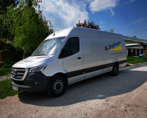 Mercedes - 515 Sprinter - 316 Cdi | Jun 2, 2019