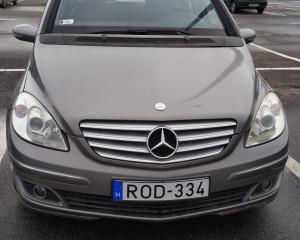 Mercedes-Benz - B-Klasse | 29 Apr 2021