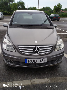 Mercedes-Benz - B-Klasse | Apr 29, 2021