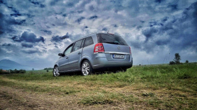 Opel - Zafira | 17 Jun 2019