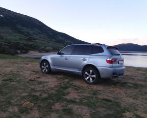 BMW - X3 - 3.0 xdrive   3 Jun 2020