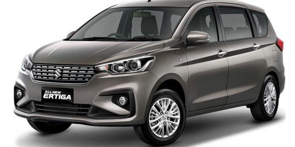 Suzuki ertiga VXI CNG