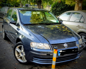 Fiat - Stilo - hatch 5 | 9 Nov 2019