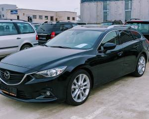 Mazda - 6 - GJ   26 May 2019