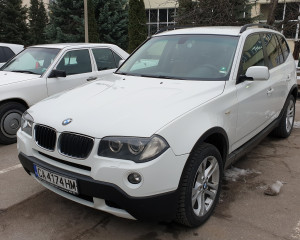 BMW - X3 - джип | 28 Feb 2019