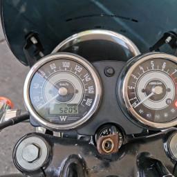 Kawasaki - W800 - Black Edition   18 Apr 2021