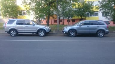 Honda - CR-V - 2.0i-VTEC | 2018. dec. 6.