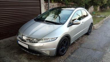 Honda - Civic | 2020. aug. 24.