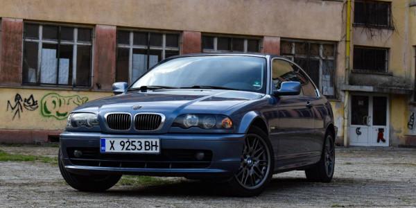 BMW 3er е46