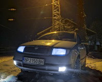 Škoda Fabia TDI 101