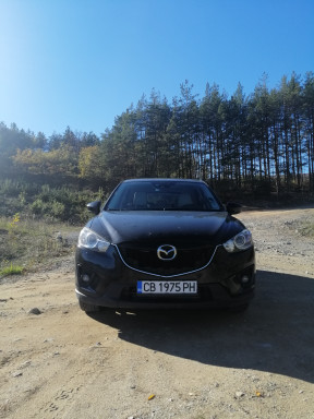 Mazda - CX-5 | 13.01.2021 г.