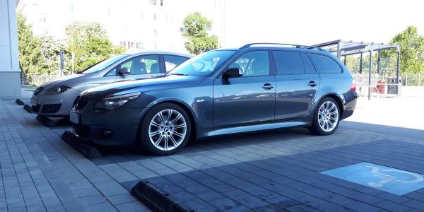 BMW 5er 525D Edition