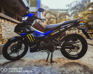 Yamaha - Sniper 150 - Monster Energy Edition | 12.01.2020 г.