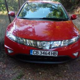 Honda - Civic - Хечбек | 19 Aug 2019