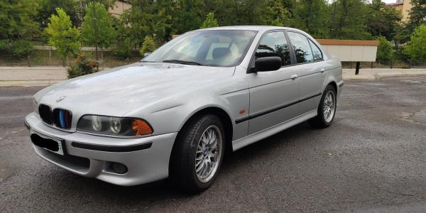 BMW 5er е39