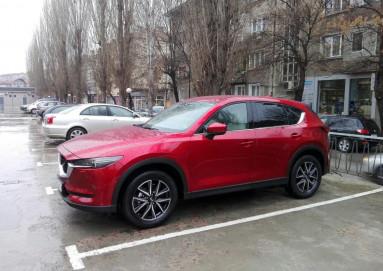Mazda   Jan 5, 2019