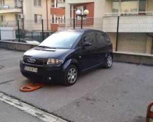 Audi - A2 | 25.04.2019 г.