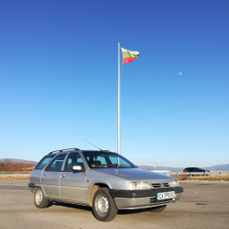 Citroën - ZX - 1,4i | Feb 22, 2019
