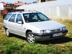 Citroën - ZX - 1,4i   Apr 11, 2019