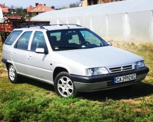 Citroën - ZX - 1,4i | Apr 11, 2019