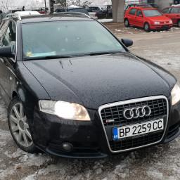Audi - A4 - Avant   Jan 13, 2019