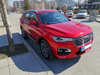 Great Wall - Haval H6 | 26 Feb 2019
