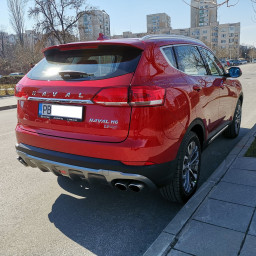 Great Wall - Haval H6 | 2019. febr. 26.