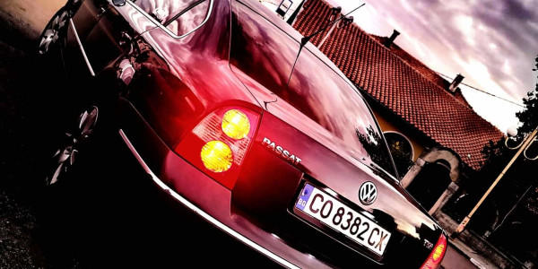 Volkswagen Passat 5.5