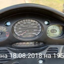 Honda - Silver Wing - 400 | 7 Oct 2019